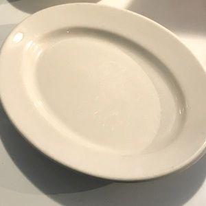 Buffalo China Restaurant Ware Platters